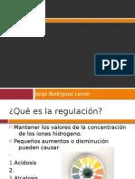 Regulación del equilibrio acido-base