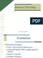 Toksikologi umum