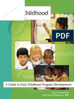 Early Childhood Guide