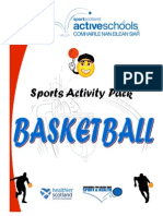 Basketball Games, Skills & Drills