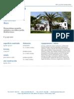 Finca en Venta en San Lorenzo Ibiza