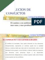 9 Resolucion de Conflictos