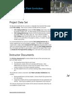 Plant 2014 Curriculum Instructions