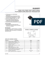 Bu808 Datasheet