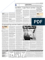 Empowering Women in South Africa