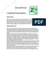 Curso de Microsoft Excel 2010 WIMAC