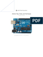 Arduino Tips Tricks and Techniques