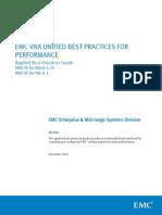 Vnx Best Practices 2014