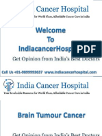 With Best Doctors in India Assures Best Brain Tumour Treatment Results