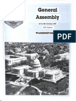 1985 - 54th GA Washington D.C.