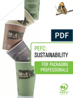 Sustainability for Packaging Professionals