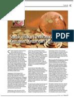 Sukuk (Bukan) Indikator Kemajuan Keuangan Syariah? (Majalah SHARING, Edisi 84 Tahun VIII Bulan Februari-Maret 2014, Hlm. 29-30)