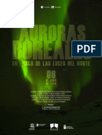 Auroras Boreales. En busca de las luces del norte