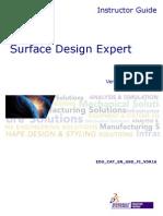 Catia Surface Design Expert
