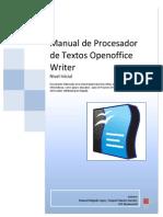 Modulo 3 Procesador de Textos Writer
