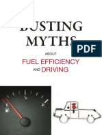 Busting Myths About Fuel Efficiency and Driving