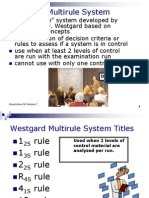 CD Rom 7 Slides Westgard Multirule System