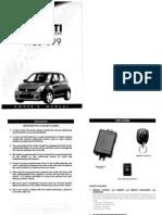 Nippon NCS-099 Manual