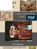 chinese tombs and burial