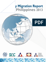 CMReport Philipines 2013
