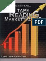 Humprey Neil Tape Reading and Market Tactics
