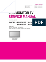 m 227 w Dp Pc Service Manual