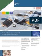 Bosch - Catalog Semiconductori Și Senzori 2014