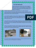 how floods form