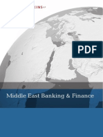 Middle East Banking Finance Brochure