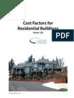 Building Cost Estimate