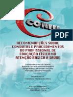 Recomendações Confef - Efi Na ABS