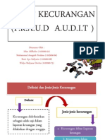 Audit Kecurangan