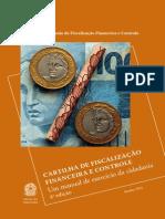 Cartilha Fiscalização Financeira e Controle