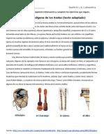 la musica antillana y la musica andina