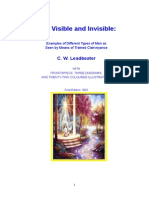 50841956 Man Visible and Invisible CW Leadbeater
