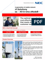 LTE Small cell solutions MB4300 series