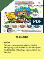 faringitis kronik eksaserbasi