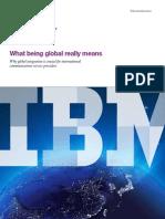 Ibm Telco Report
