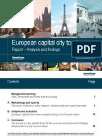Roland Berger European Capital City Tourism 20111130