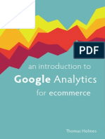 Intro Google Analytics for Ecommerce 1