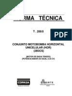 Norma Técnica T.200-0