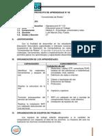 PROYECTO DE APRENDIZAJE N° 02 - CUARTO