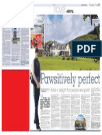 Loch Melfort Hotel in the Sunday Post