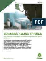 Business Among Friends