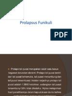 Prolapsus Funikuliii