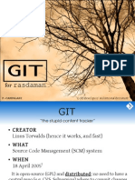 Git4rasdaman