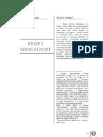 Kemp i Seksualnost