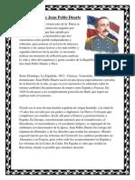Vida Política de Juan Pablo Duarte