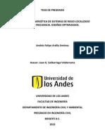 Optimización Energética de sistemas de Riego Localizado de Alta Frecuencia, Diseños Optimizados.pdf