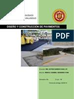 Diseño y Construcción de Pavimentos
